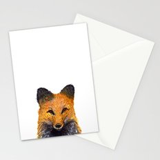 Merry Foxmas! Stationery Cards