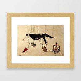 Safe Landing II Framed Art Print
