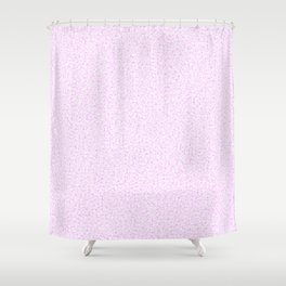 Cracked Glass - Lavender Shower Curtain