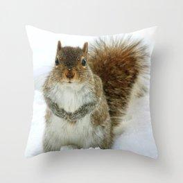 You Talking to Me? Throw Pillow