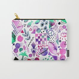Abstract Universe Carry-All Pouch