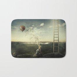 artist imagination Bath Mat