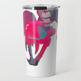 Chimera Skull Travel Mug
