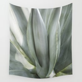 Nature Series: Light Green Wall Tapestry
