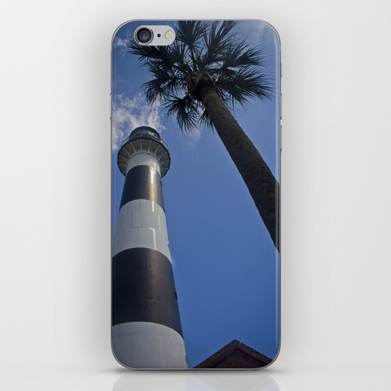 Cape Canaveral Lighthouse iPhone & iPod Skin