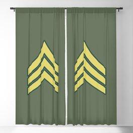 Sergeant (OD Green) Blackout Curtain