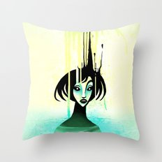 New Ways Throw Pillow