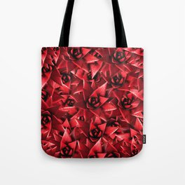 Lusty Crown of Thorns Tote Bag