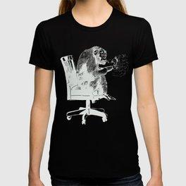 """On Mah Break"" Gorilla T-shirt"