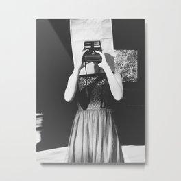 Documenting Metal Print