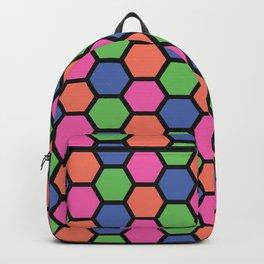 Haha Hexagon Backpack