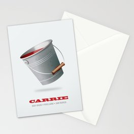 Carrie - Alternative Movie Poster Stationery Cards
