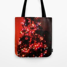 Christmas Tree. Tote Bag
