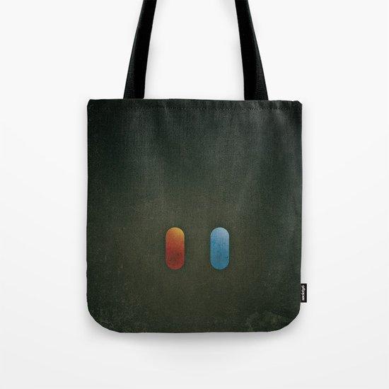 SMOOTH MINIMALISM - Matrix Tote Bag