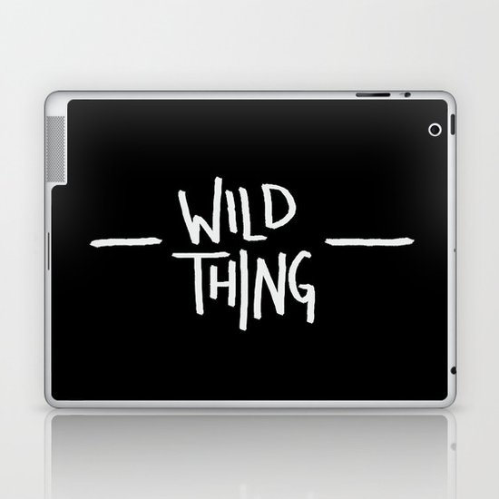 Wild Thing: Skagit Valley, Washington Laptop & iPad Skin