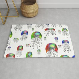 JELLYFISH BLOOM Rug