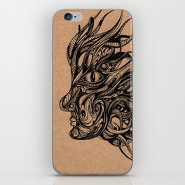 Open Mind iPhone Skin