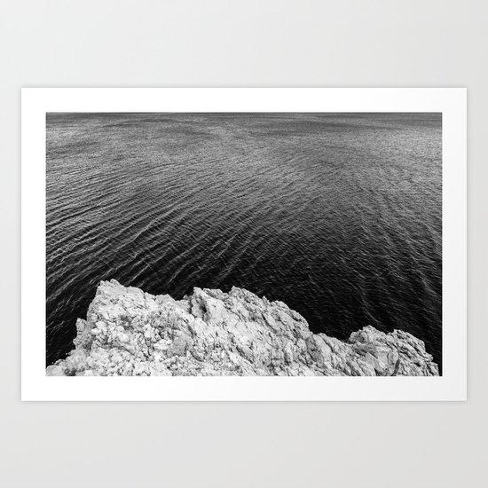 Krk Art Print