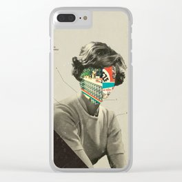 Since I Left You Clear iPhone Case