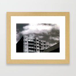 The Real Estate Framed Art Print