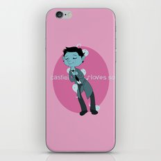 Love Souls iPhone Skin