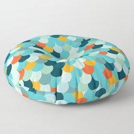 Seamless Drop pattern Floor Pillow