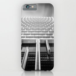 Sunshades Patterns, Light, and Shadow. iPhone Case