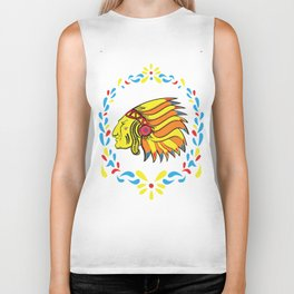 Americas Natives  Biker Tank