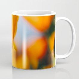 Orange Flower Macro II Coffee Mug