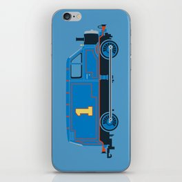 Tommy the Van Engine iPhone Skin