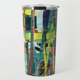 Woven Nature Travel Mug