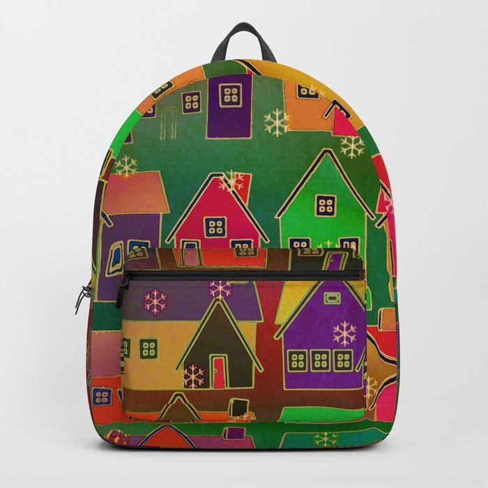 Merry Christmas! Backpack