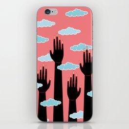 Reachin' iPhone Skin