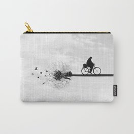 Chasing the Wind Carry-All Pouch