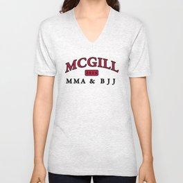 McGill MMA & BJJ Unisex V-Neck
