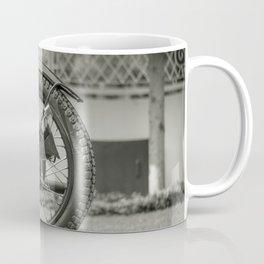 The Vintage Royal Enfield Bullet 350 Motorcycle Coffee Mug
