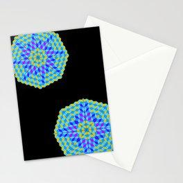 Mandala Project Eight Stationery Cards
