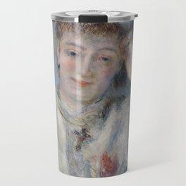 Portrait of Mademoiselle Marie Murer Travel Mug