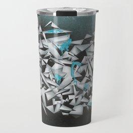 Aquamarines Travel Mug