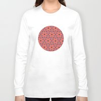dots Long Sleeve T-shirts featuring Dots by Anthony Londer