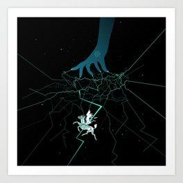 Constellation of Pegasus Art Print