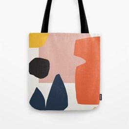 Shapes #474 Tote Bag
