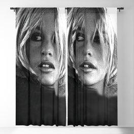 Brigitte Bardot Blackout Curtain
