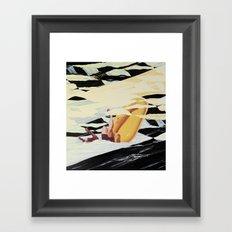 Overboard Framed Art Print