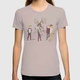 Up All Night Tour T-shirt
