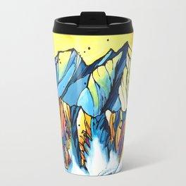 Majestic Heli Ski 2017 Travel Mug
