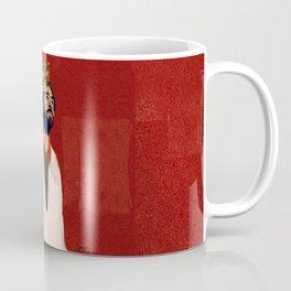 Mo Salah the Egyptian king Coffee Mug