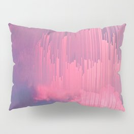 Sweet Stormy Glitches Pillow Sham