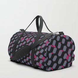 3D GEO Deco Duffle Bag
