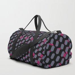 3D GEO Deco Duffle Bag